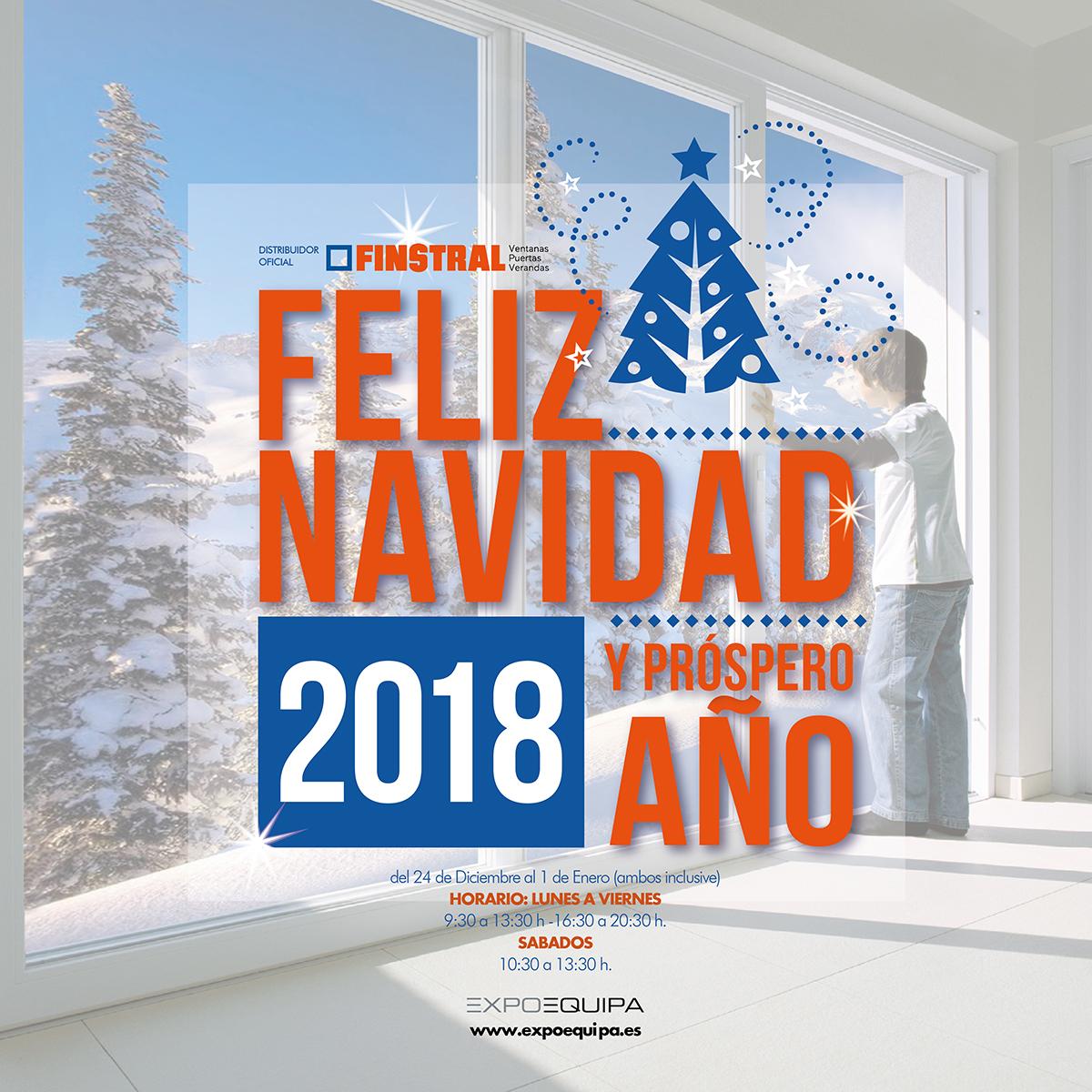 Feliz navidad 2018